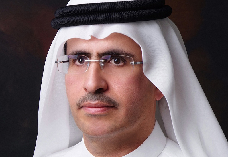 Saeed Mohammed Al Tayer, CEO and Managing Director of DEWA.